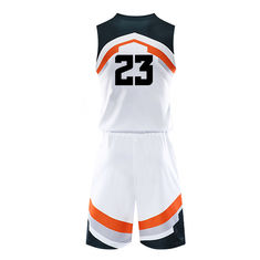 Breathable  Custom Basketball Uniforms / Basketball Practice Jerseys Free Design